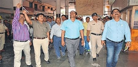 Indore: Dangerous buildings to be pulled down ahead of monsoon