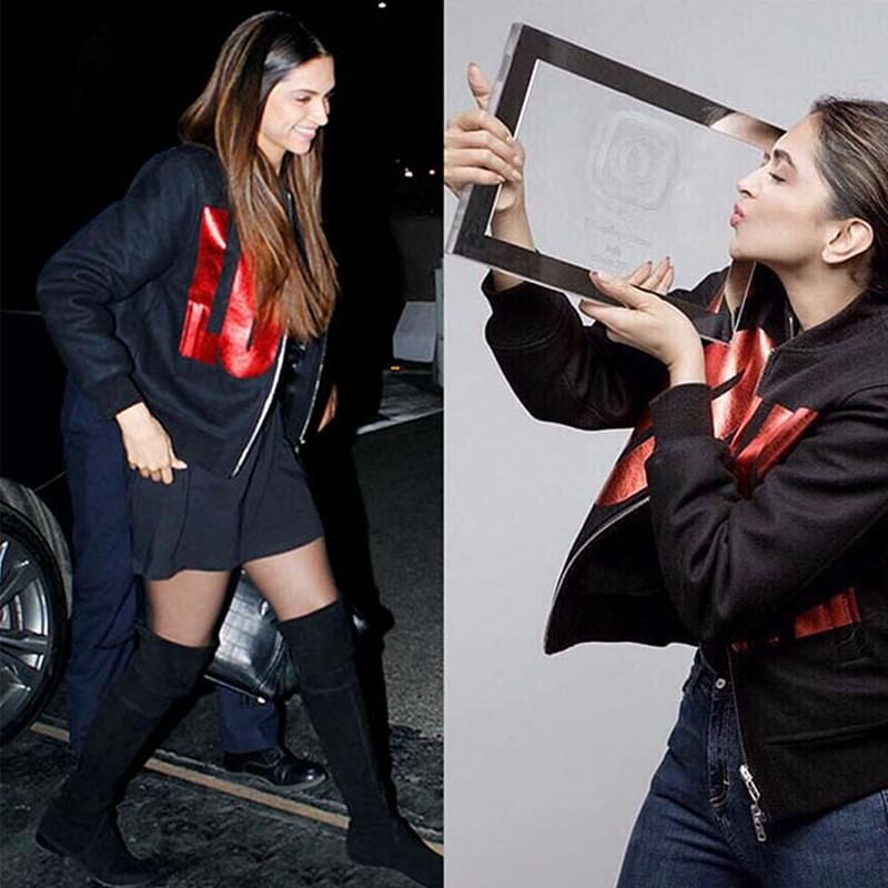 Times when Deepika Padukone repeated her outfits like a boss