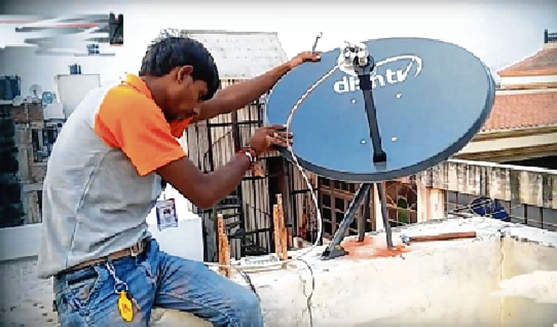Dish TV gets demand notice of Rs 4,164.05 cr from govt for licence fee
