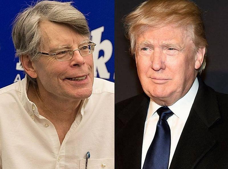 Here is why Donald Trump, Stephen King blocked each other