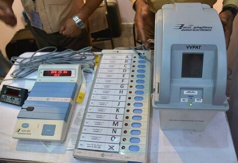Palghar Lok Sabha bypoll: EVMs carried in private vehicle, FIR filed