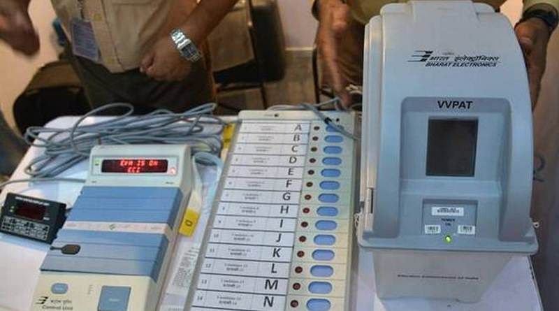 Man 'hacks' EVM, held
