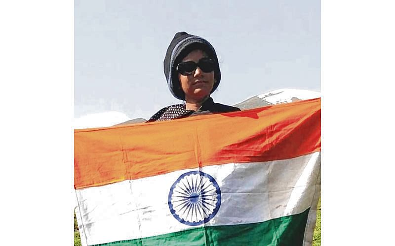 Mumbai: 10-year-old Urvi Patil is youngest climber to scale 13,800 feet in Himalayas