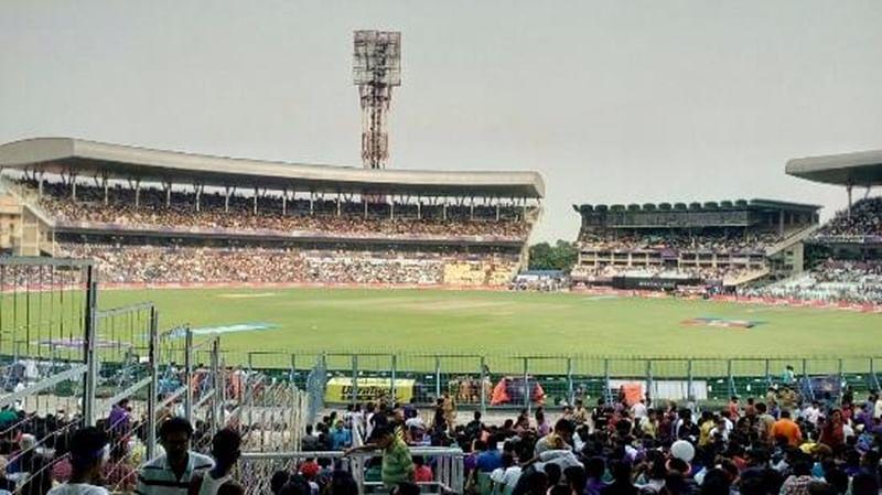 IPL 2018: Kolkata's Eden Gardens voted best ground of season 11