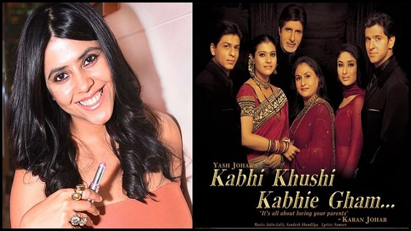 Happy or Sad? Ekta Kapoor to bring Karan Johar's family-drama 'K3G' on small screen