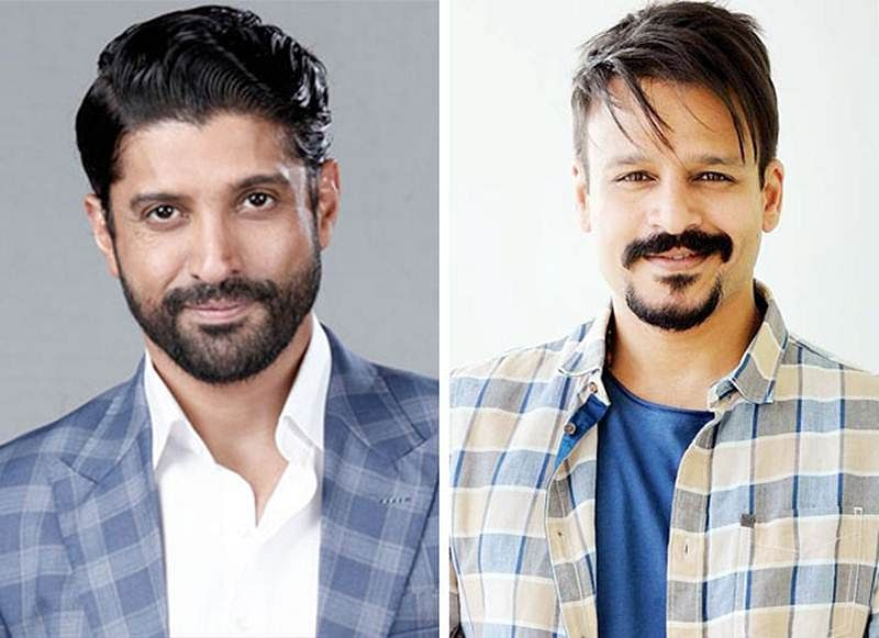 Farhan Akhtar and Vivek Oberoi collaborate for a noble cause