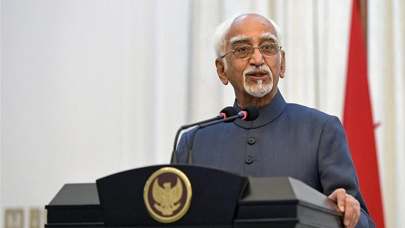 BJP cannot travel in time to rewrite history: Former Vice President Hamid Ansari