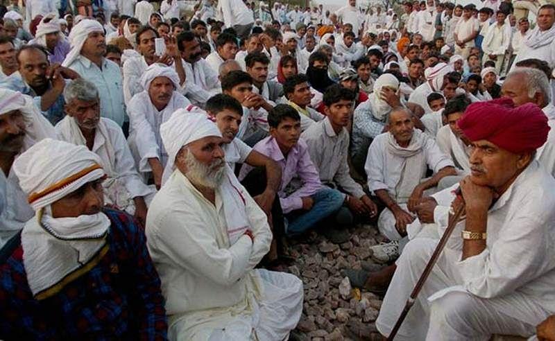 'Gujjar community's voice remains unheard'