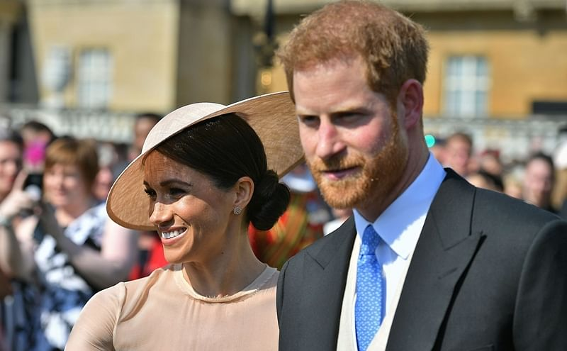 Newlyweds Prince Harry and Meghan Markle make first royal appearance, see pics