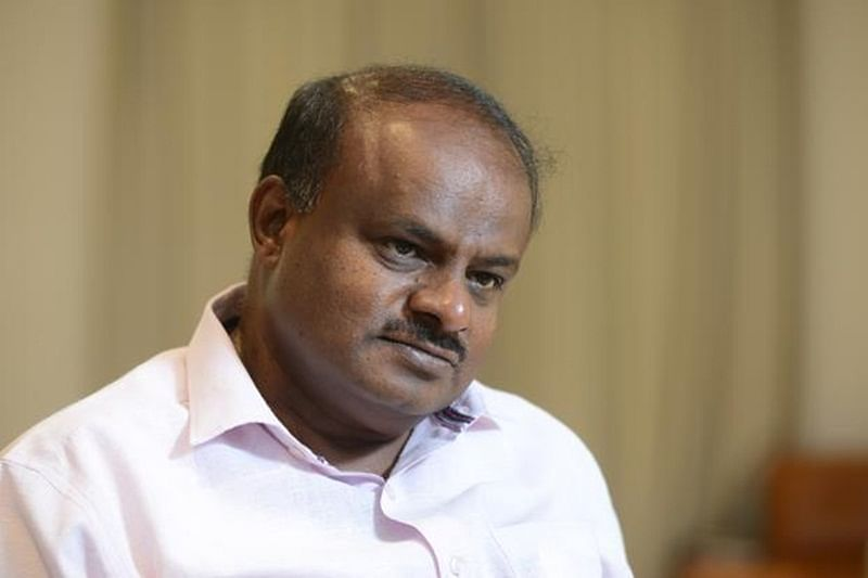Eathworms not HD Kumaraswamy, wins