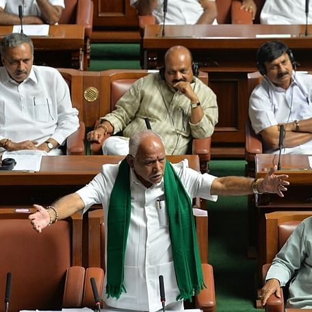Karnataka crisis: Assembly fails to meet 1.30 pm deadline for trust vote set by Governor