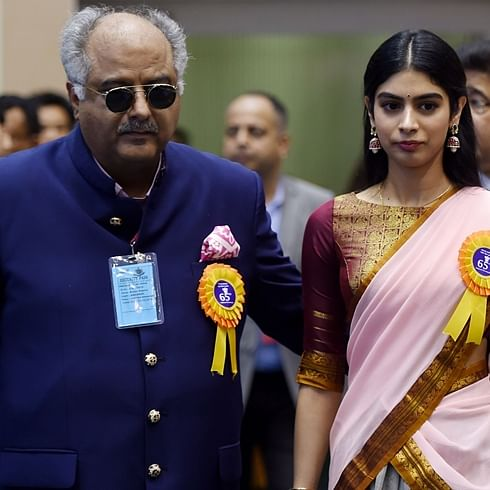 Boney Kapoor and his family's quarantine period ends; staff members recover from COVID-19