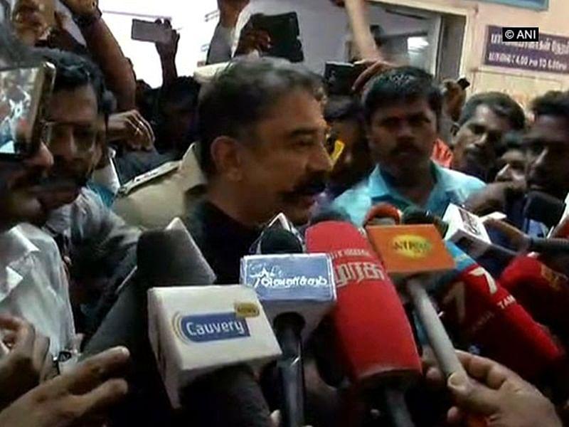 Kamal Haasan demands Sterlite industry to be shut