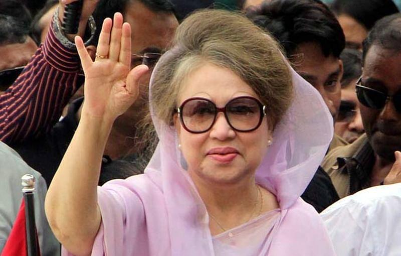 Graft case: Khaleda Zia's jail term doubled to 10 yrs