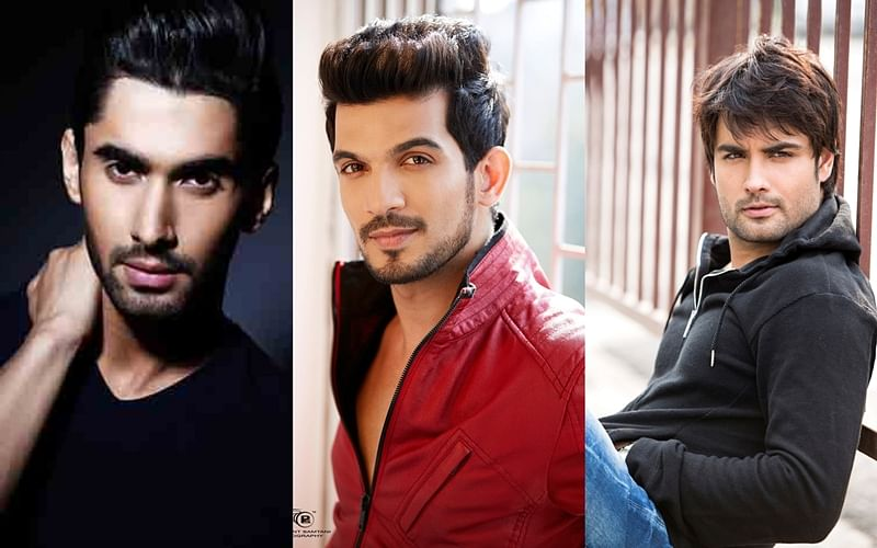 Vivian Dsena, Laksh and Arjun Bijlani feature in the list of top 20 most desirable actors