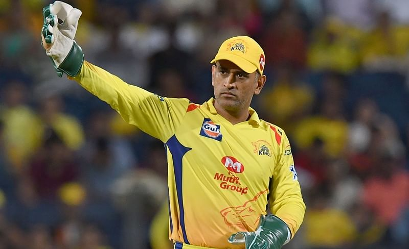 IPL 2021: CSK skipper Dhoni fined Rs 12 lakh for slow over-rate