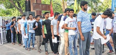Bhopal: Aspirants of NEET 2018 find Physics portion difficult