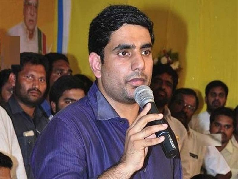 Andhra CM's son may contest from Mangalagiri