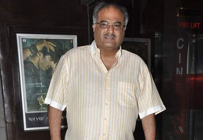 After the sexual misconduct claim, Boney Kapoor comes out in support of Rajkumar Hirani