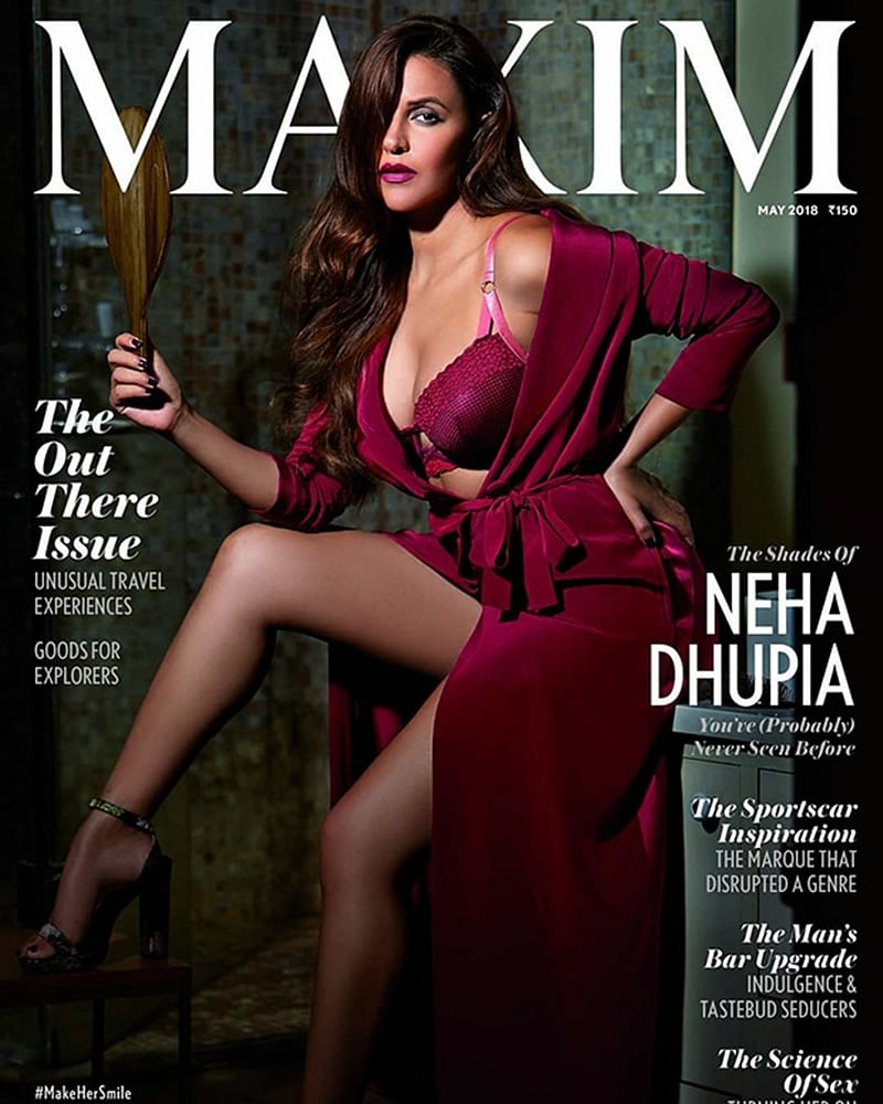 Bold and Beautiful Neha Dhupia Pouts, Sizzles and Slays in a way you've never seen before