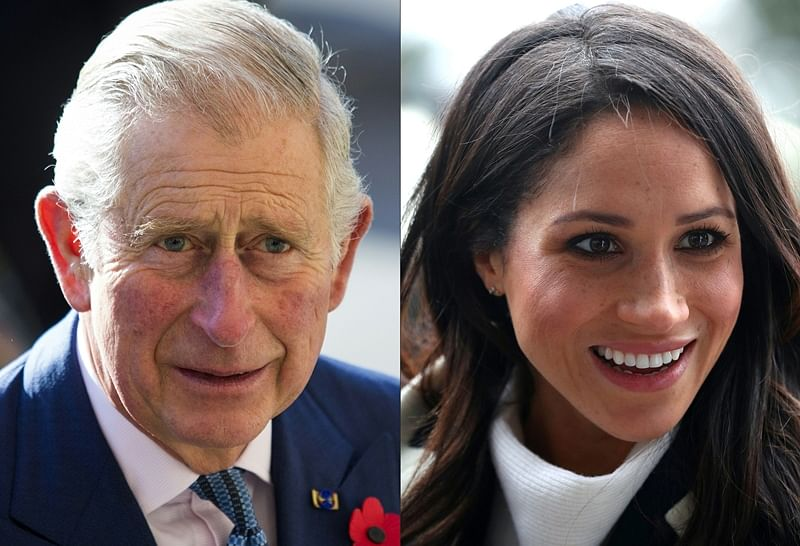 Royal Wedding: Prince Charles to walk Meghan Markle down the aisle in absence of her dad
