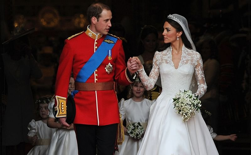Prince Harry Meghan Markle Wedding This Look Back At Royal Wedding Dresses Is Stunning