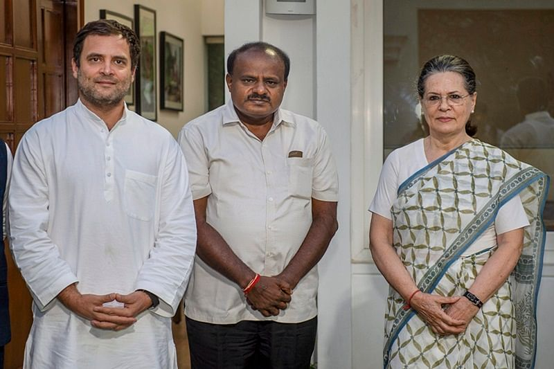 Congress-JD(S) alliance to fight 2019 general elections together