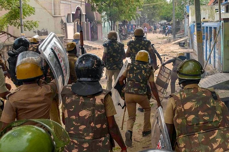 Tamil Nadu: Thoothukudi anti-Sterlite protest case transferred to CB-CID