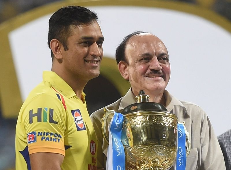 Age is just a number, fitness matters, says MS Dhoni after IPL triumph