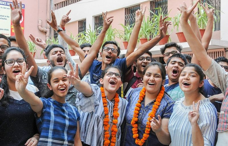 CBSE Class 10 results 2018: 7 students from Mumbai's Podar School get 98.6 %, yet not among the toppers