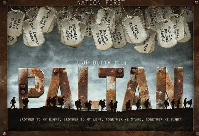 Paltan movie: Review, Cast, Director
