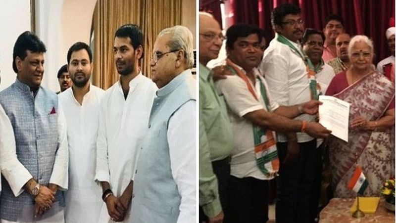 Karnataka effect: RJD-allies in Bihar, Congress in Goa meet respective Governors