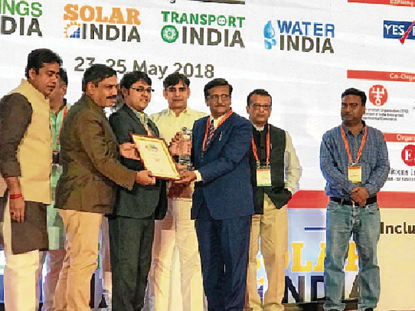 Naya Raipur bags Best Smart City Initiative award