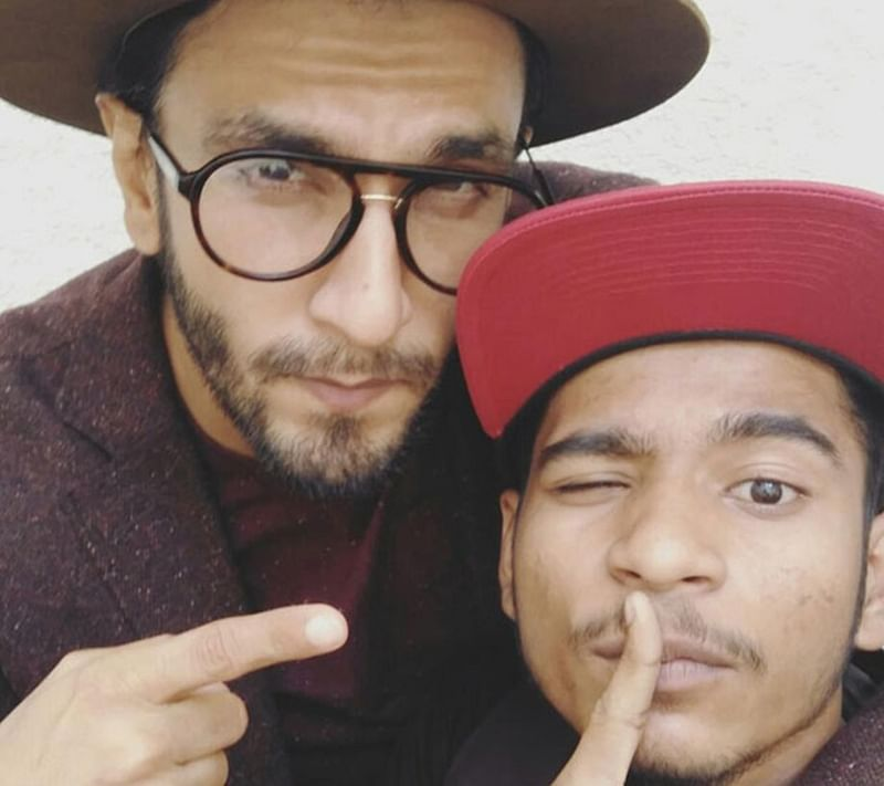 Gully Boy Ranveer Singh teams up with Mumbai rapper DJ Altaf for a music video