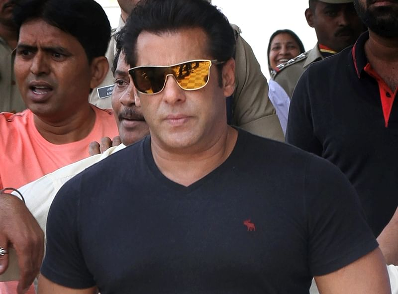 Salman Khan's security beefed up by Mumbai Police after plot to kill him unearthed