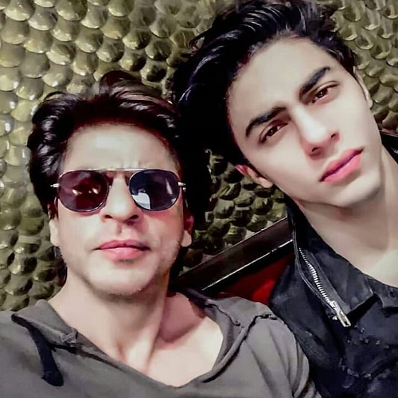 This video of Aryan Khan helping out a begging child will make Shah Rukh Khan mighty proud
