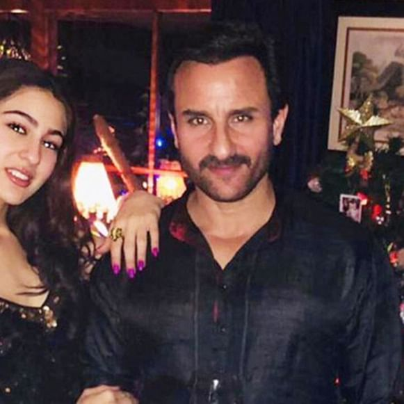 'I am always there for them': Saif Ali Khan amid reports of 'distancing' himself from Sara after NCB probe