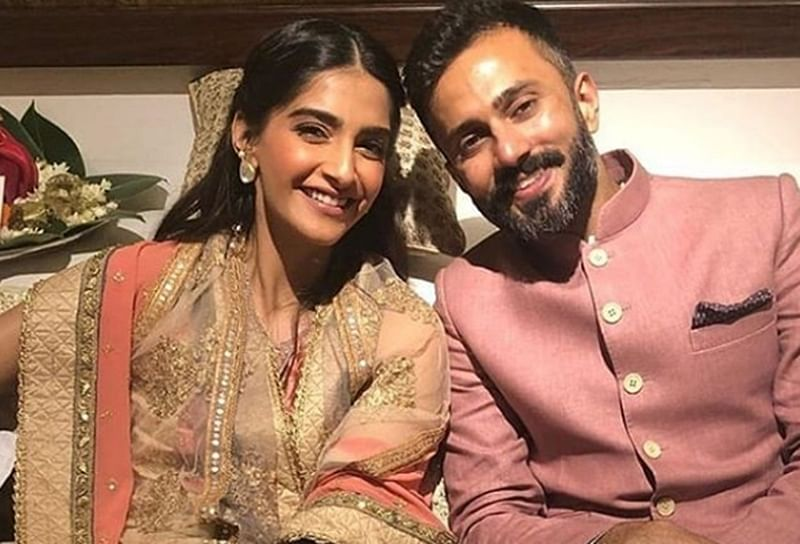 Wedding Goals! Anand Ahuja's romantic gesture for Sonam Kapoor will leave you awestruck