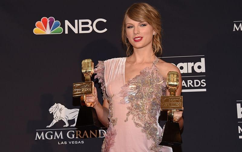 Billboard Music Awards 2018: Ed Sheeran, Taylor Swift win top honours