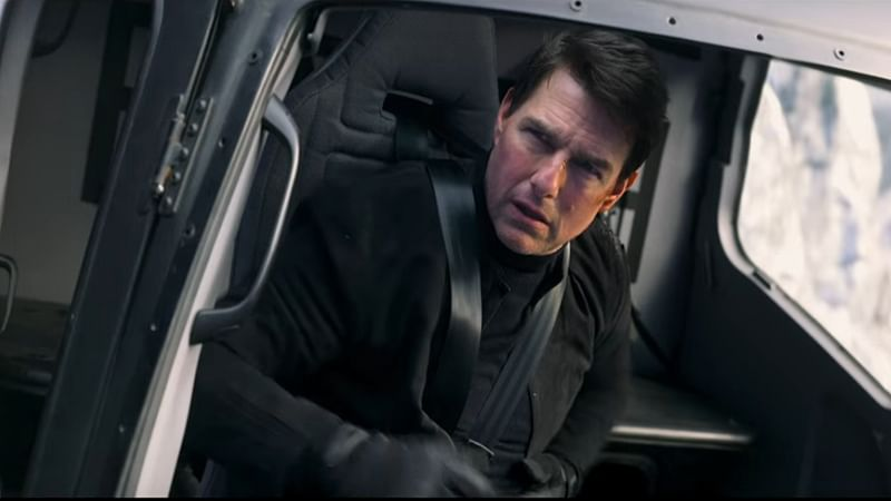 How Tom Cruise's ankle injury helped 'Mission: Impossible Fallout'
