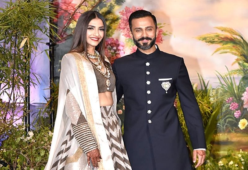 Happy Birthday Sonam Kapoor: Hubby Anand Ahuja posts adorable post for wife; Check it out