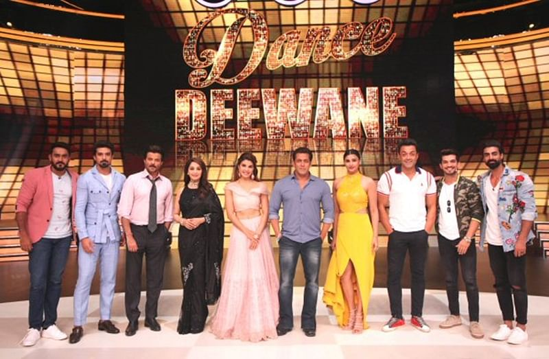 WOW! Salman Khan and Anil Kapoor to dance on this Sonam Kapoor song in 'Dance Deewane'
