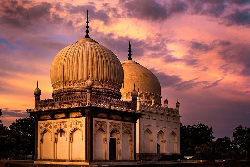 The tranquil charm of Hyderabad