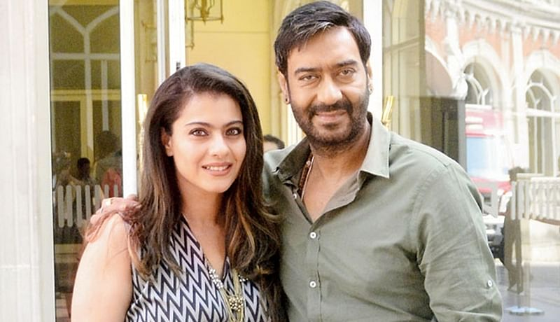 Ajay Devgn tweets wife Kajol's WhatsApp number; this is how Twitterati responded