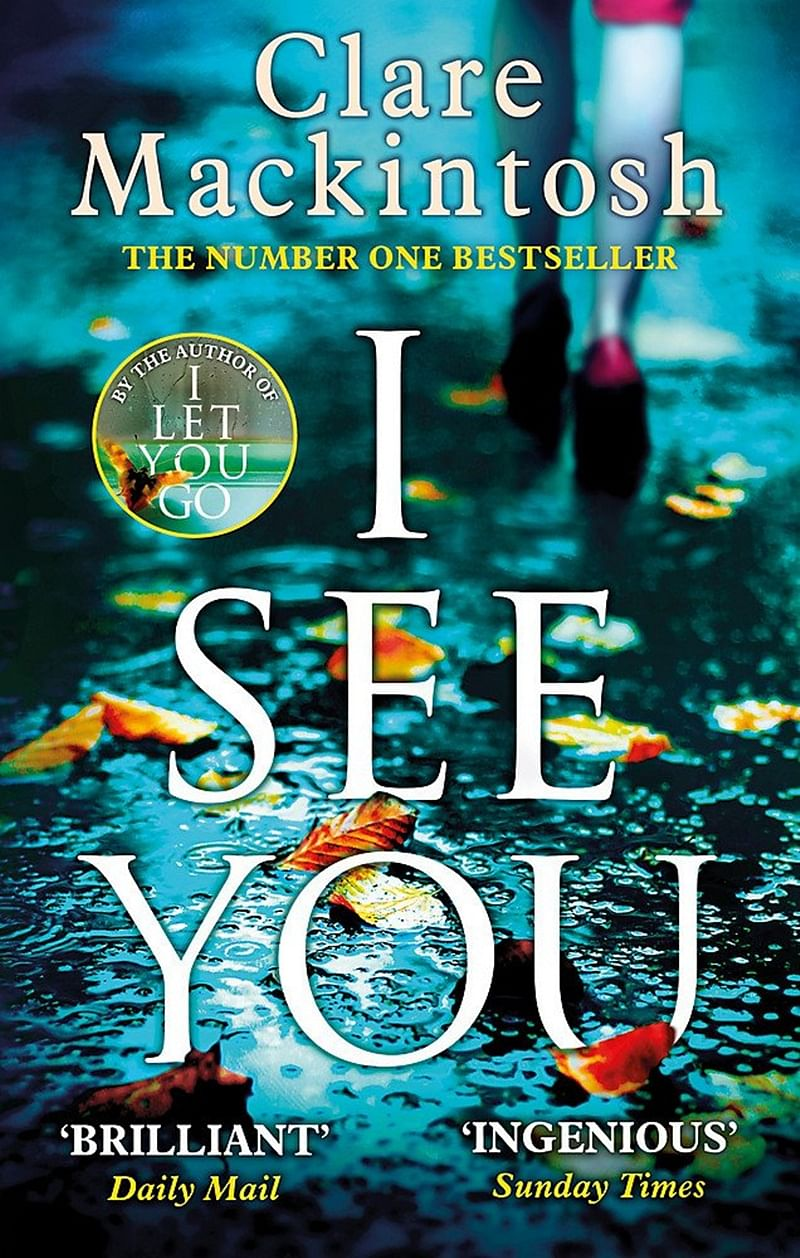 I See You: by Clare Mackintosh- Review