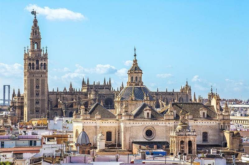 Sensuous Sevilla is where Spain's soul lies