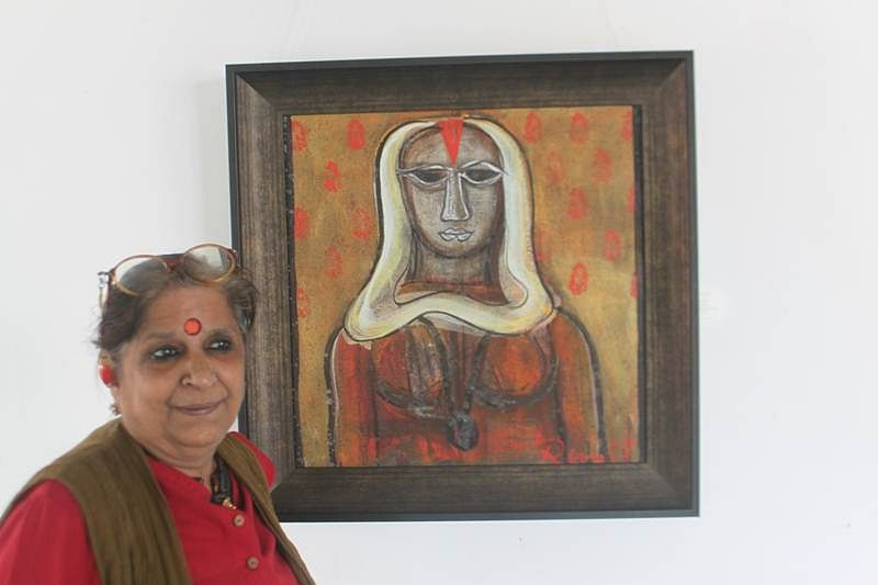 Rini Dhumal: My works define my ethos, my own metaphors
