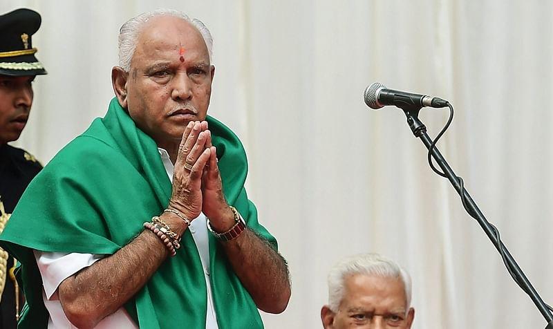 "BJP's bid to save Karnataka govt not the way to make the country ""Congress-free"": Shiv Sena"