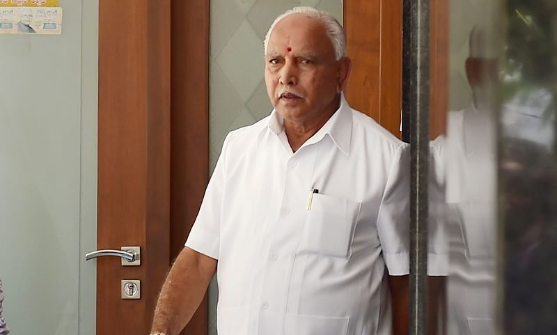 Karanataka floor test: Yeddyurappa to be new leader of opposition in the state Assembly
