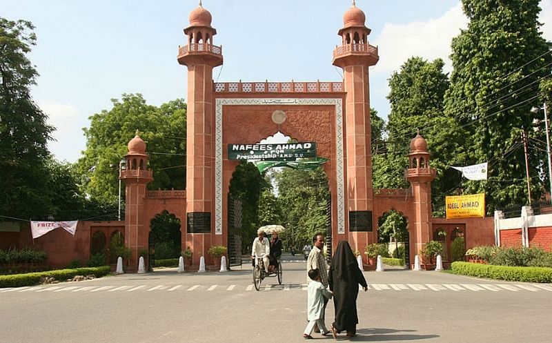 AMU suspends student from Kashmir over controversial post on Pulwama attack